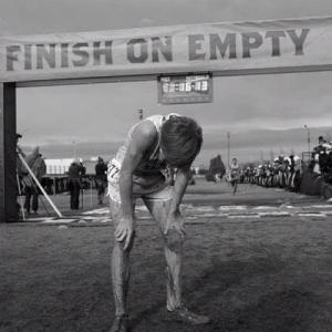 finish on empty