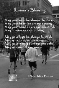 Runner's Blessing