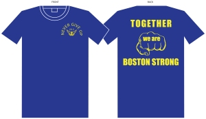 Boston Strong designs